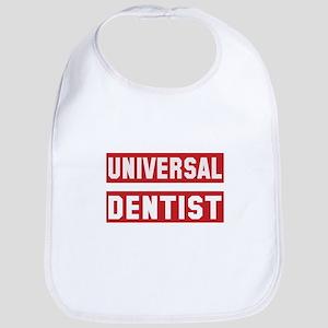 Universal Dentist Cotton Baby Bib