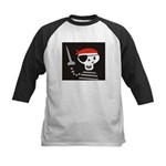 Kids Baseball Pirate Jersey
