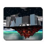 Sacred City Mousepad