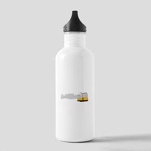 Lisbon Tram Water Bottle