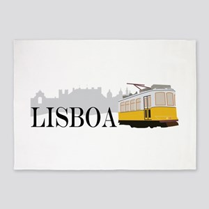 Lisboa 5'x7'Area Rug
