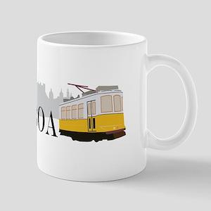Lisboa Mugs