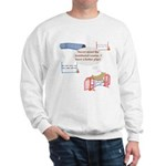 Numbered Course Sweatshirt