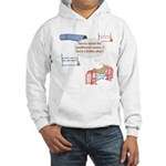 Numbered Course Hooded Sweatshirt