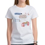 Numbered Course Women's T-Shirt