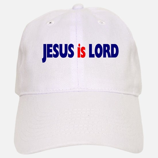 Jesus is Lord Baseball Baseball Cap