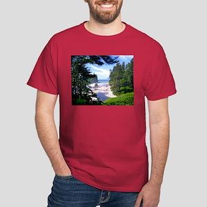 Ruby Beach Dark T-Shirt