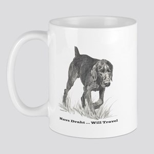 German Wire Hair Pointer slogan Mug