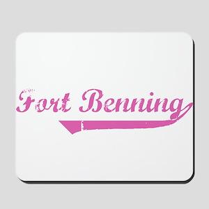 Fort Benning Mousepad