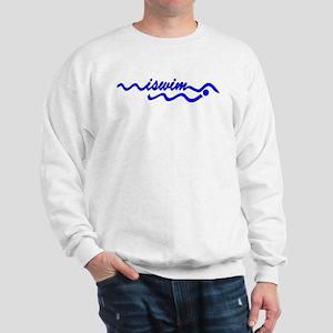 I SWIM ORIGINAL Sweatshirt