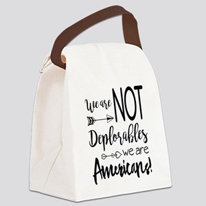 Deplorable - Basket of Deplorables Canvas Lunch Ba