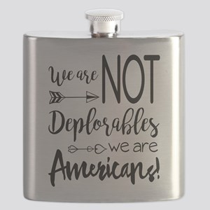 Deplorable - Basket of Deplorables Flask