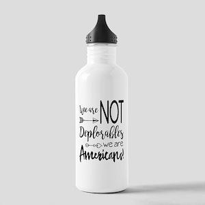 Deplorable - Basket of Deplorables Water Bottle