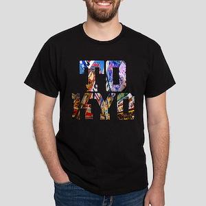 Japan Tokyo Typography T-Shirt