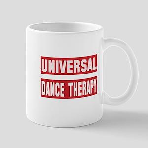 Universal Dance therapy 11 oz Ceramic Mug