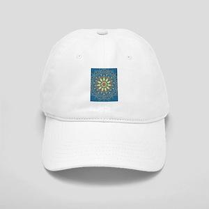 Mandala Flower Cap