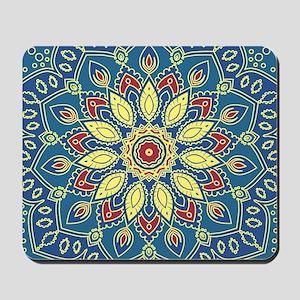 Mandala Flower Mousepad