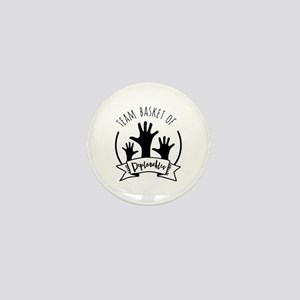 Team Deplorable - Basket of Deplorables Mini Butto
