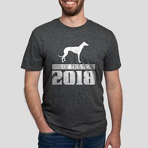 Greyhound Dog Of The Year 2018 T-Shirt