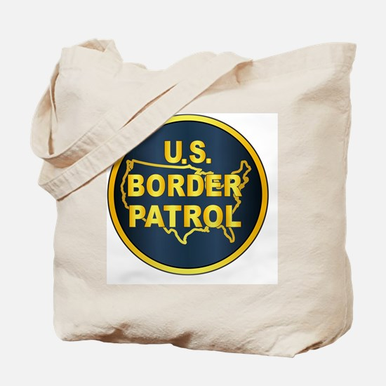Unique Us border patrol Tote Bag