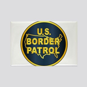United States Border Control Magnets