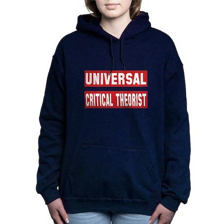 Universal Critical theor Women's Hooded Sweatshirt