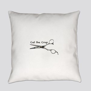 Cut the Crap Everyday Pillow