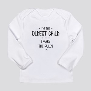 OLDEST CHILD 3 Long Sleeve T-Shirt