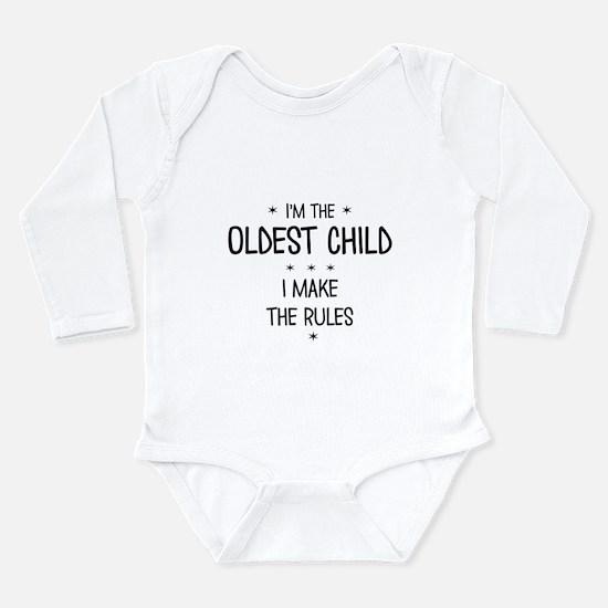 OLDEST CHILD 3 Body Suit