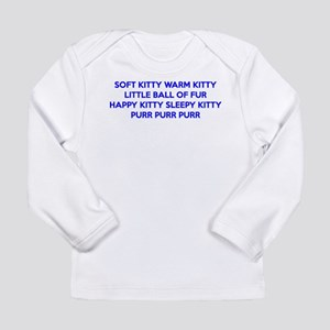 Soft Kitty Warm Kitty Long Sleeve T-Shirt