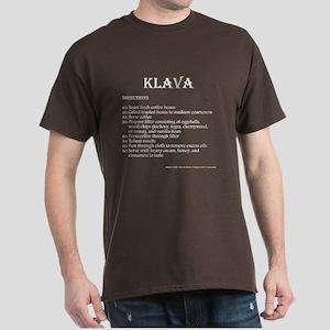 Klava Brown T-Shirt