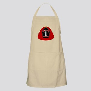 Traditional Fire Department Helmet Apron