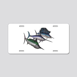 BILLS Aluminum License Plate