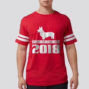 Welsh Corgi Year Of The Dog 2018 T-Shirt
