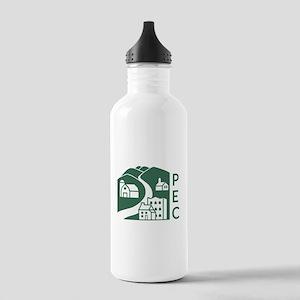 PEC Logo Water Bottle