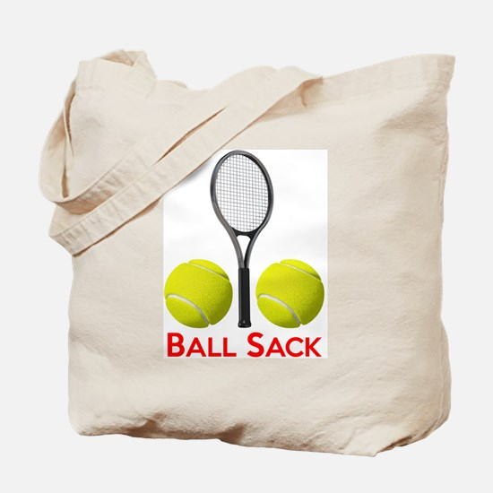 Tennis Ball Sack Tote Bag