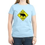 Bear Crossing Women's Light T-Shirt