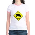 Bear Crossing Jr. Ringer T-Shirt