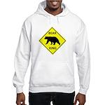Bear Crossing Hooded Sweatshirt