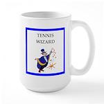 Tennis joke Mugs
