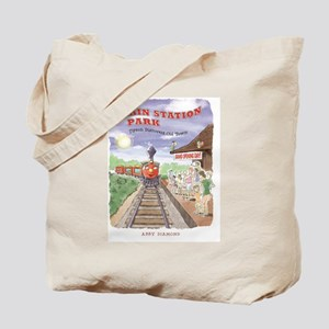 Tipton's Debut on Grand-Opening Day Tote Bag