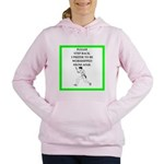 Tennis joke Women's Hooded Sweatshirt