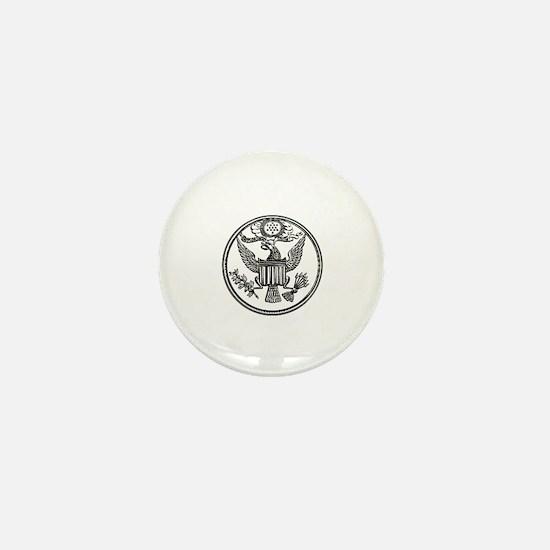 Cute Problem Mini Button