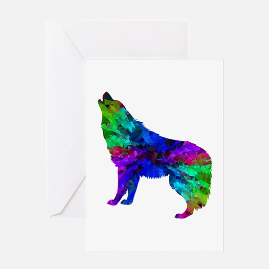 HOWL Greeting Cards
