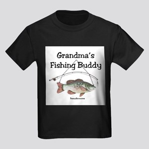 Grandma's Fishing Buddy T-Shirt