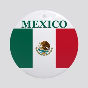 Mexico Products Ornament (Round)