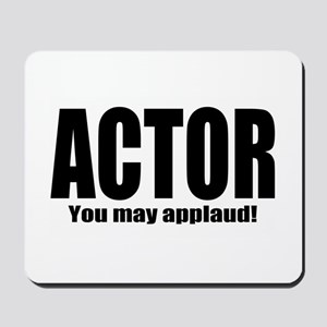 "ThMisc ""Actor"" Mousepad"