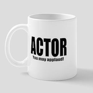 "ThMisc ""Actor"" Mug"