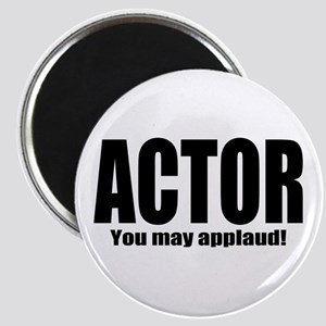 "ThMisc ""Actor"" Magnet"