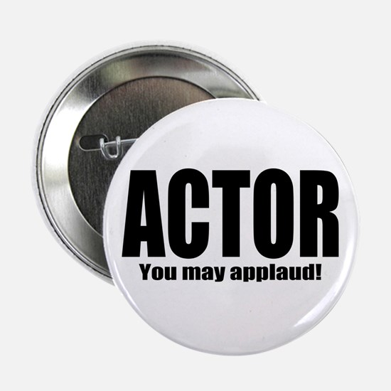 """ThMisc """"Actor"""" 2.25"""" Button"""